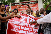AFTER ALMOST FOUR YEARS, NIGERIA CONFIRMS ABDUCTED CHIBOK GIRL FOUND