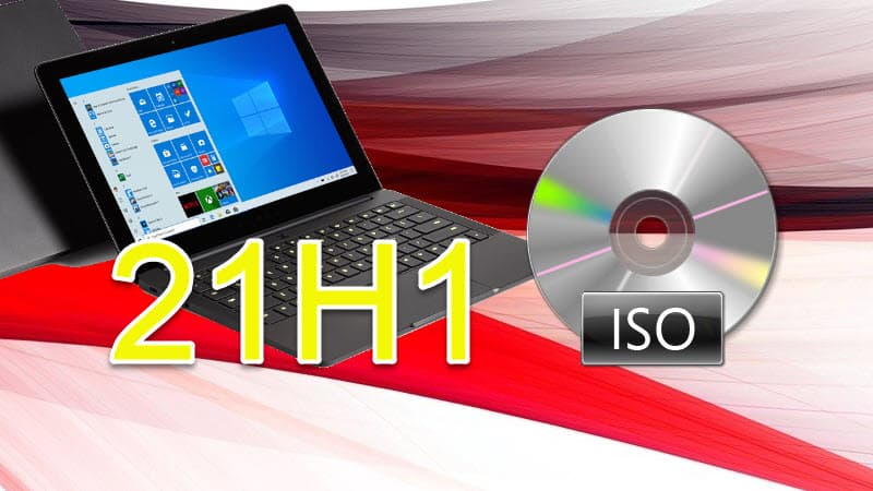 Microsoft releases ISOs for first Windows 10 (version 21H1) build 20150