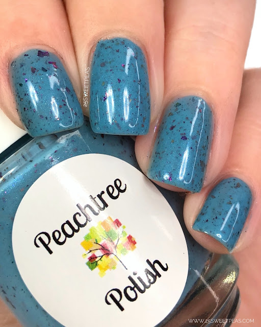Peach Tree Polish The Sea Goat