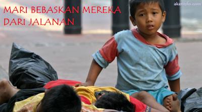 Buat Info - Nasib Anak Jalanan di Tangan Pemerintah dan Masyarakat