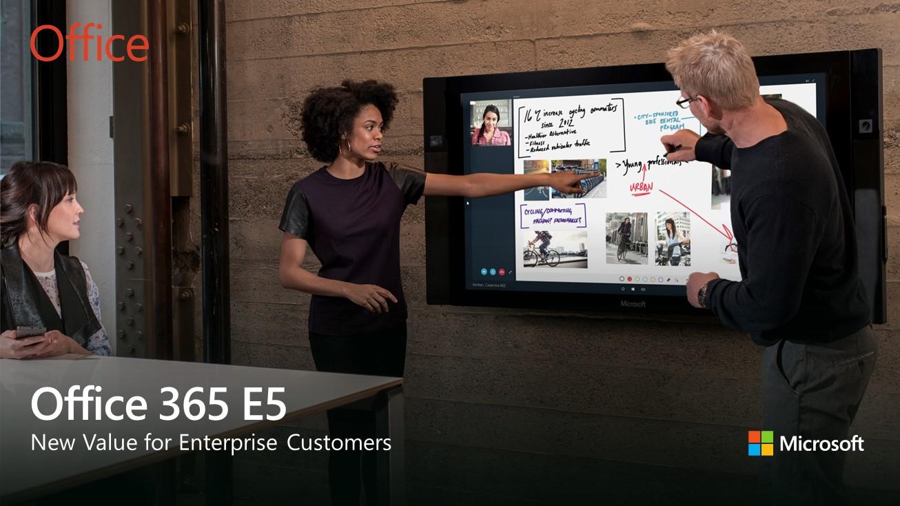 Office 365 E5 | New Value for Enterprise Customer | Ataira