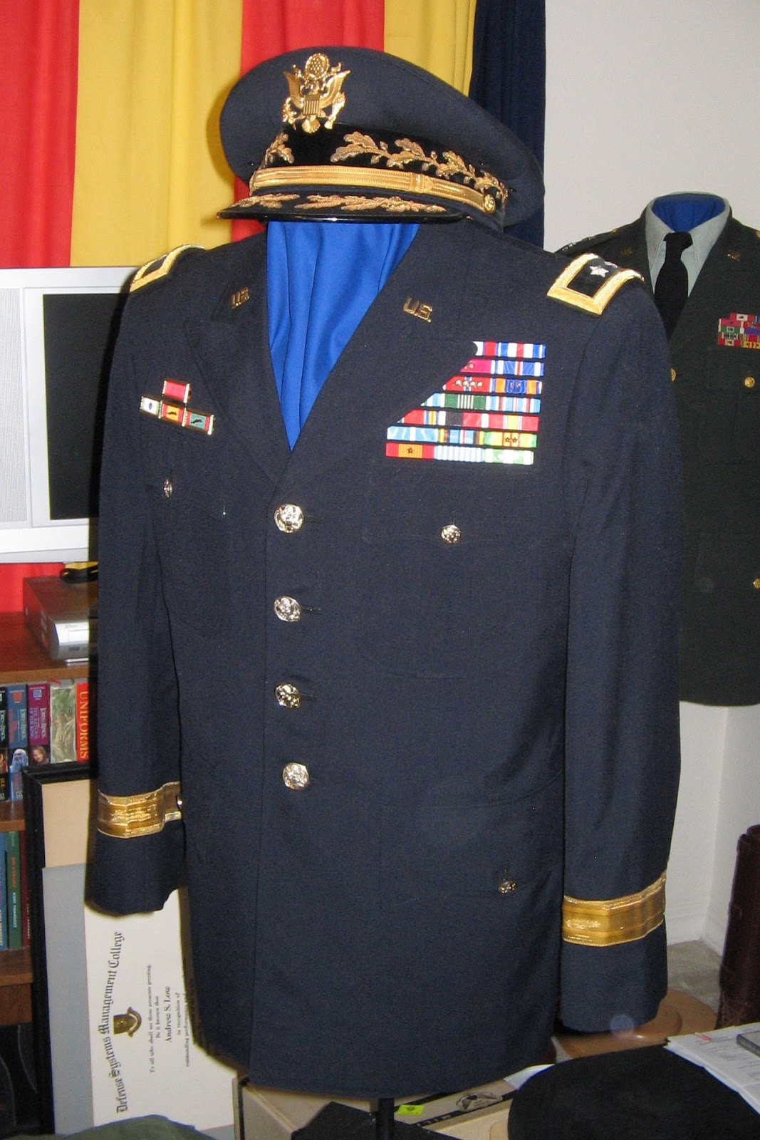 Pictures Of American Army General Uniform Kidskunstinfo