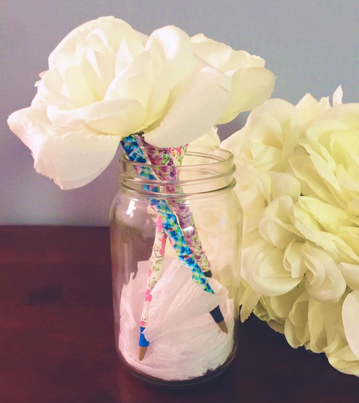 Dear Paradise Diy Flower Pen