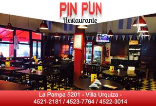 Pin Pun Restaurante Villa Urquiza
