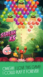 Angry Birds POP Bubble Shooter Apk 3