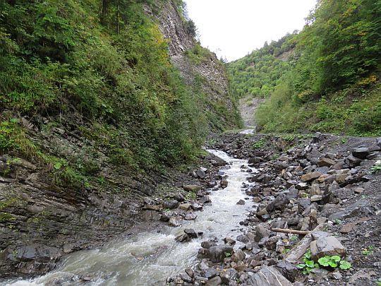 Potok Świdowiec.