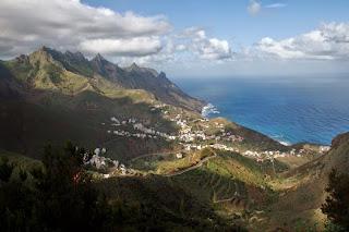 Volcanes, tenerife, paisaje, riscos, montañas, roque, Munimara,