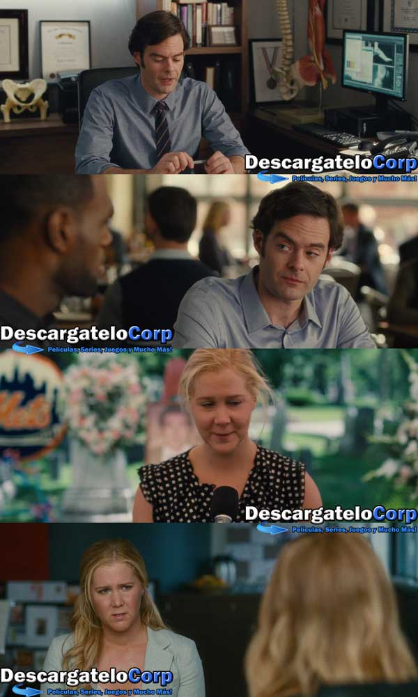 Trainwreck HD 720p Latino