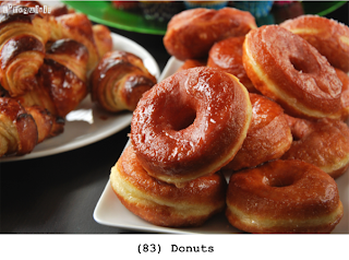 Heerlijke Amerikaanse donuts met glazuur