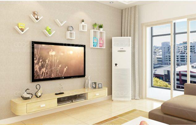 15 Marvelous Wall Racks Ideas For Living Room Will