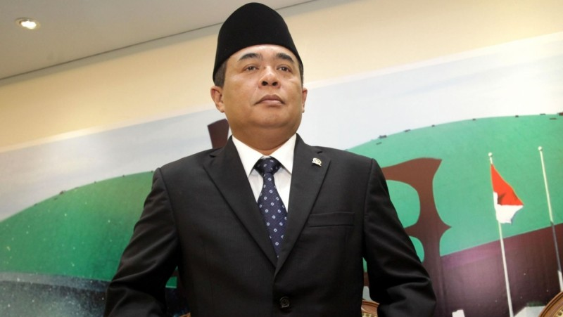 Ketua DPR Ade Komarudin