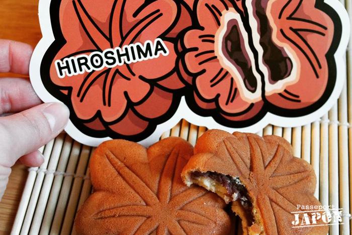 Gotochi card challenge momiji manju hiroshima