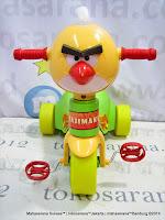 Ride-on Car Tajimaku Angry Birds