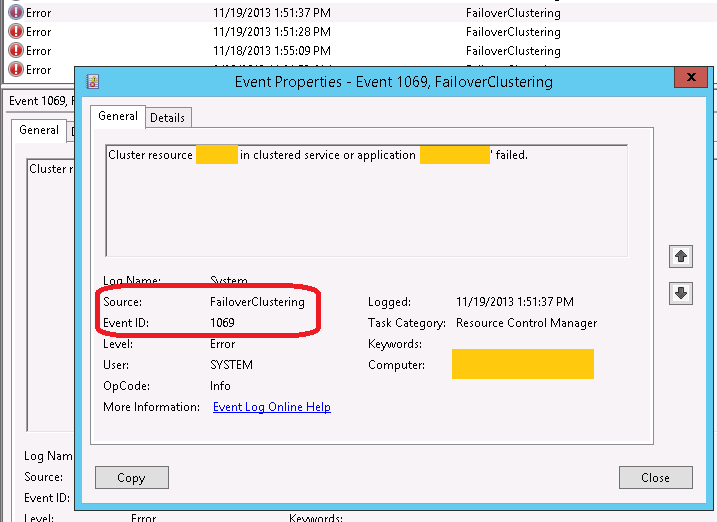 Happy SysAdm: Introducing a PowerShell function to report cluster