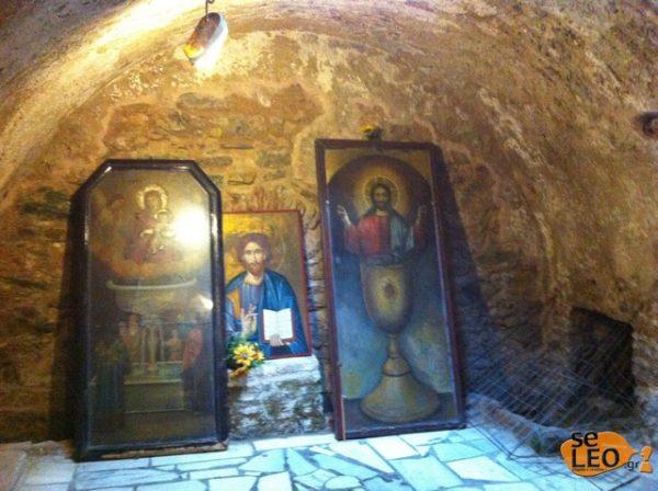 Ο θρύλος για τον μοναδικό ναό της Θεσσαλονίκης