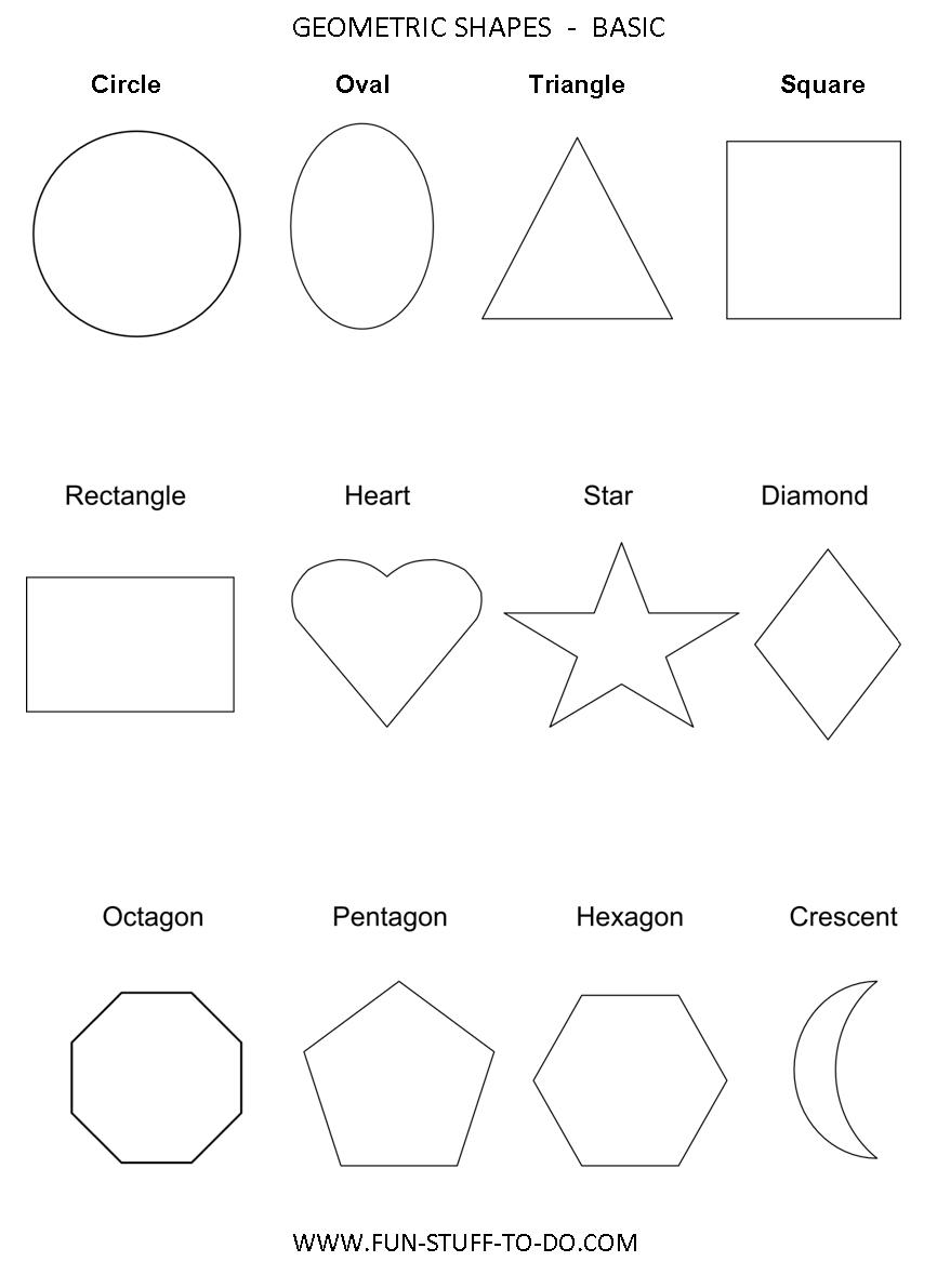 Have Fun Learning English: Shapes for Kids