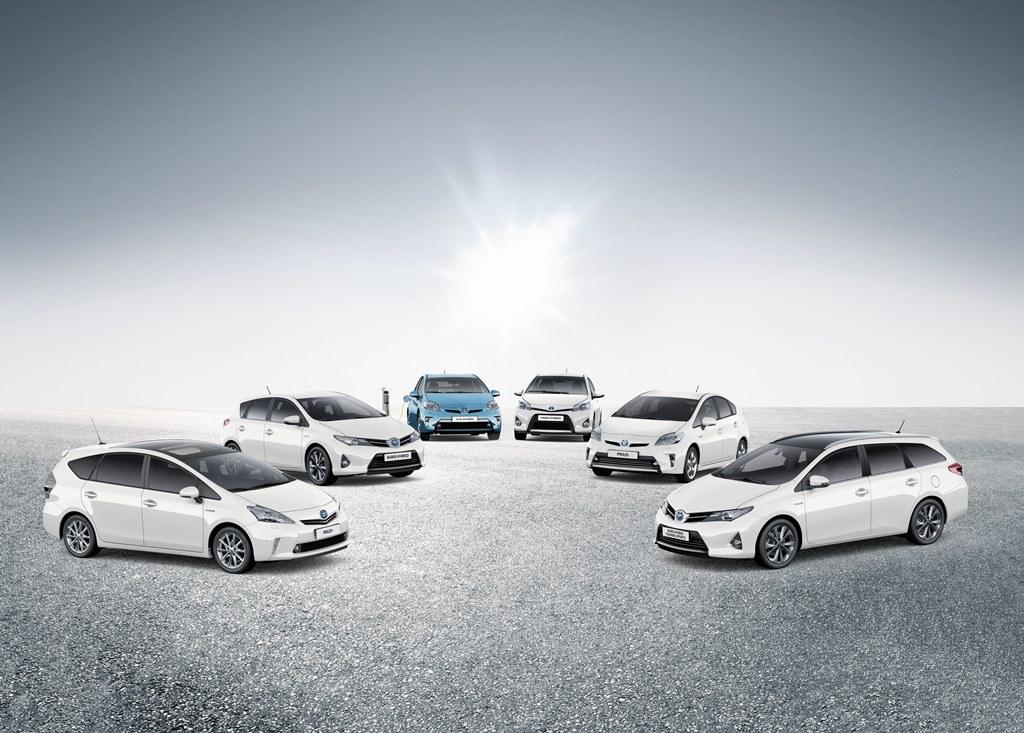 Toyota Gamma Hybrid