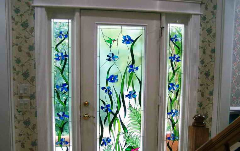 Stained Glass Doors And Windows