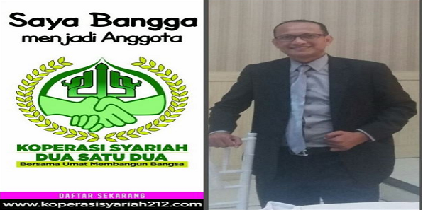 Soft Launching, Koperasi Syariah 212 Langsung Diserbu Ribuan Pendaftar Hingga Luar Negeri