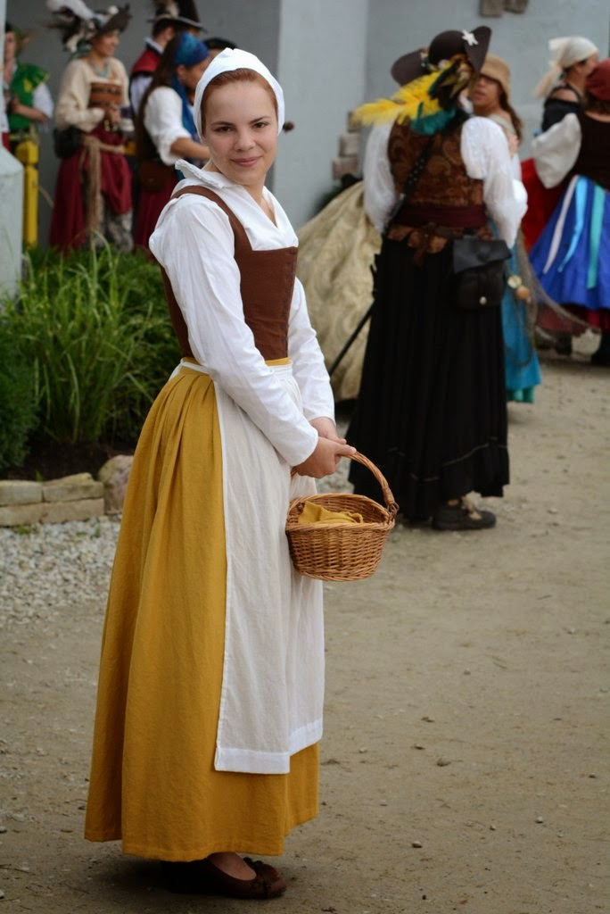 Peasant Girl Costume
