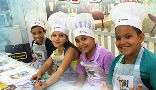 Páscoa: oficina de culinária infantil acontece no Shopping Prêmio em Socorro