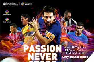 As the World Cup ends, ICCbegins exclusively on StarTimes