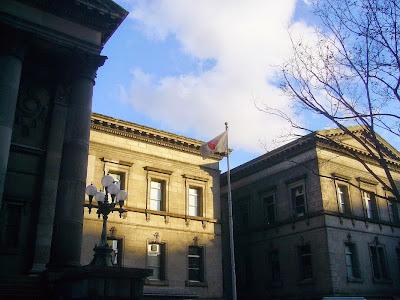 中之島公園・大阪府立中之島図書館