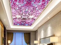 15 plafon 3D Unik ini bikin betah memandangi langit-langit