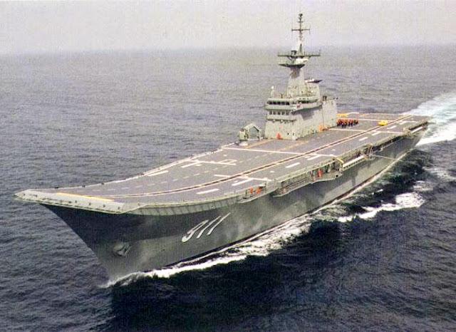 Kapal Induk Chakri Naruebet