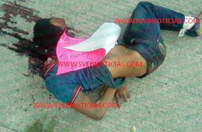 Hallan cuerpo decapitado y con narcomensaje en Gutierrez