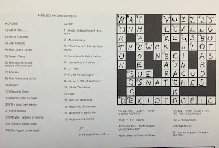 Seussian crossword