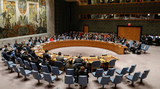 Overthrowing Syrian govt is aim of West's proposed UN resolution