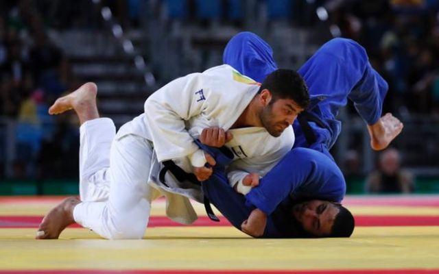 Or Sasson derrota a Islam El Shehaby