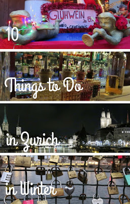Ten things to do in Zurich Switzerland in Winter
