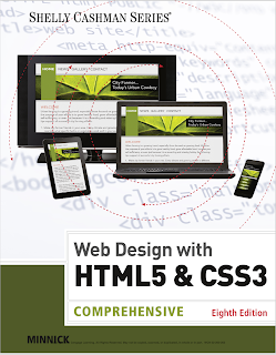 Web Design with HTML5 and CSS3, Comprehensive, Eighth Edition Download PDF