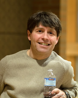 Michael Crummey; photo by Shelley Banks