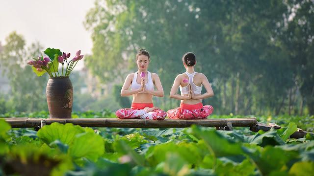 Mỗi ngày một tư thế Yoga || 27 Tư thế hoa sen