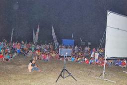 Film Karya Karang Taruna Gombolharjo diputar Perdana