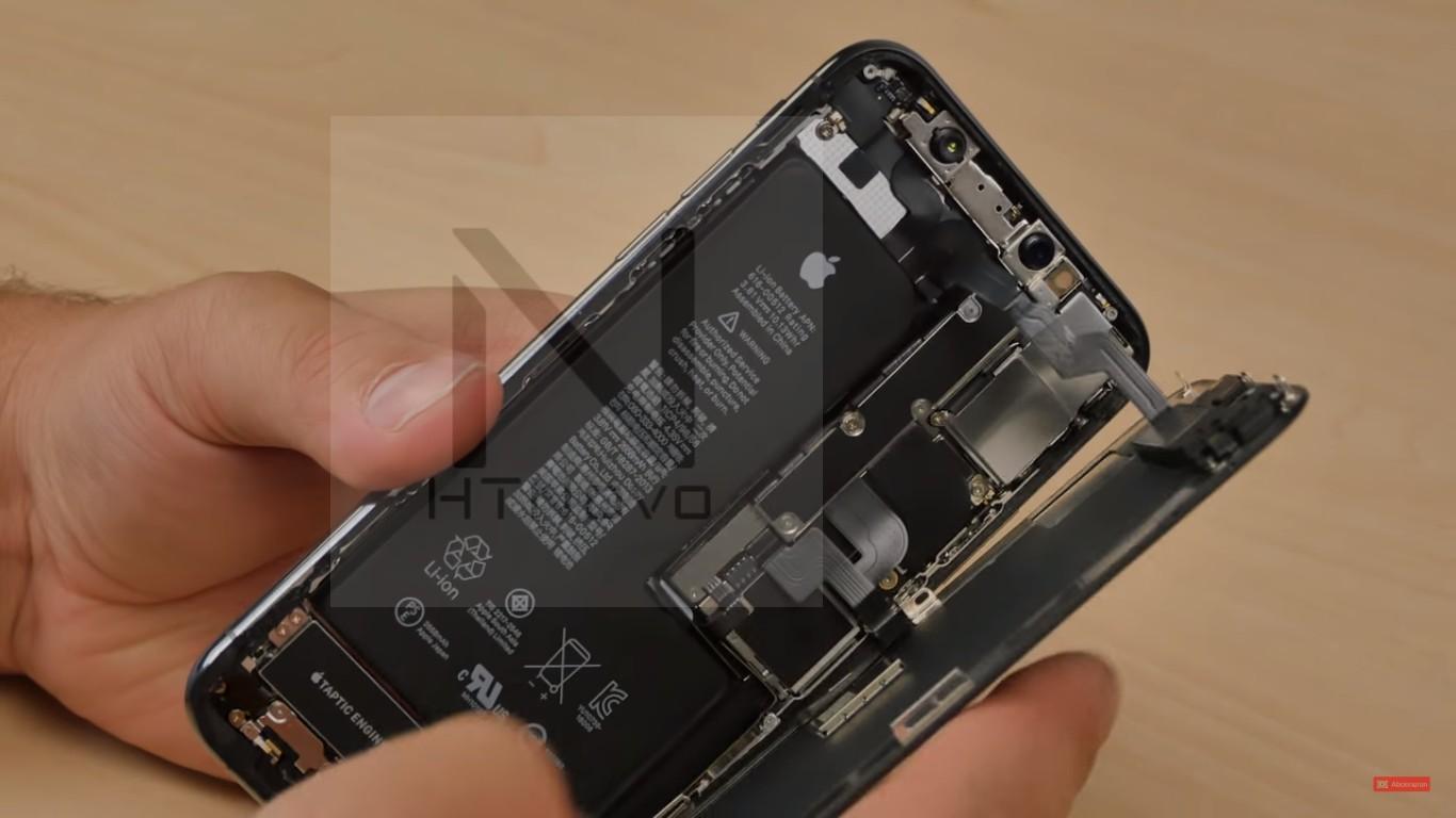 iPhone-Xs-smontato