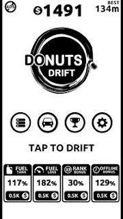 Donuts Drift Apk