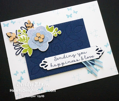 Heart's Delight Cards, Needle & Thread, Occasions 2019, Stampin' Up!