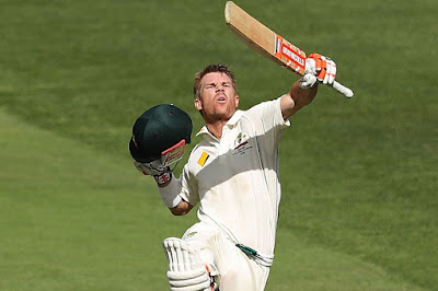 David Warner Brilliant Century on Wednesday against Pakistan