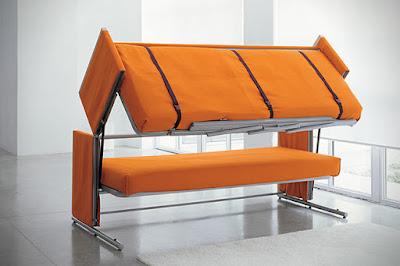 كنبة سرير، الكنبة السرير، كنبة تتحول لسرير، 2 سرير في 1، سرير للمساحات الصغيرة، سرير للشقق الضيقة، كنبة ذكية، سرير ذكي، كنبة متحولة