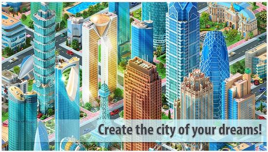 game simulasi membangun kota di android