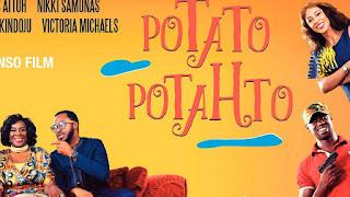 "Lovely Photos From The Nigerian Premier Of Movie ""Potato Potahto"""