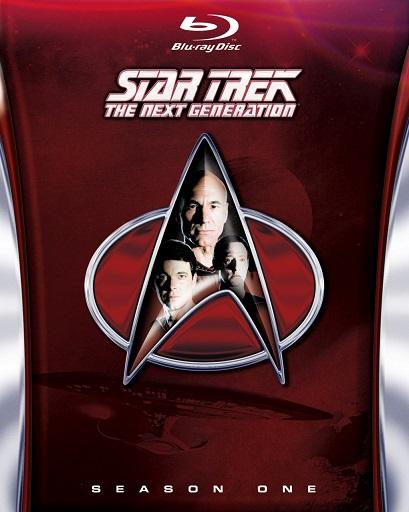 Alt TV Series: Star Trek: The Next Generation Season 1
