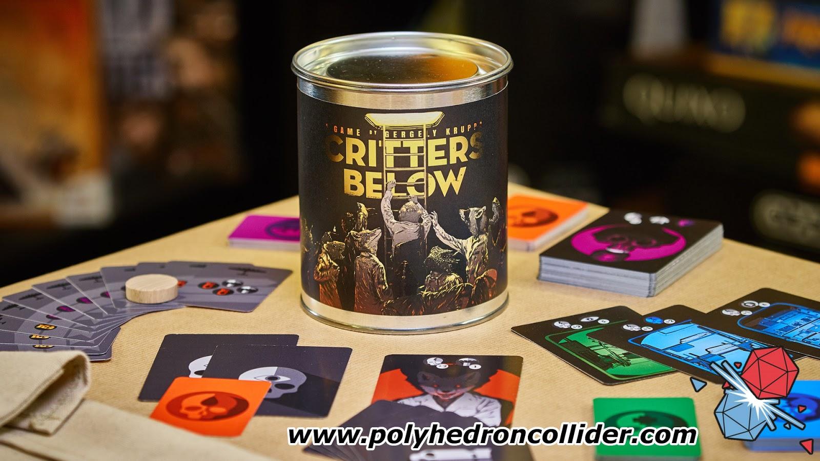Critters Below Kickstarter Review