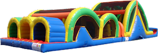 obstacle course rentals in Phoenix