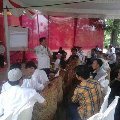 Lampung Timur Luncurkan Bursa Kerja Online