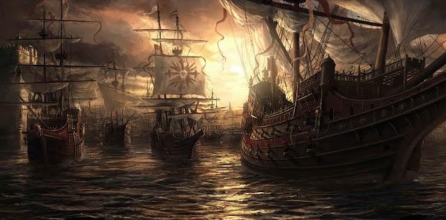 La armada invencible 11. La contra armada inglesa